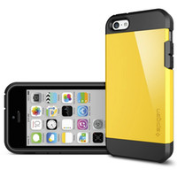 12 colors 100pcs Fedex free, For iPhone 5C SGP Tough Armor Ca...