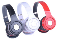 Wholesale Wireless Bluetooth Headphone Headphones MP3 Earphones Protable Headset for iphone s g s g