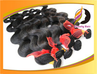 Brazilian Hair Body Wave 10-50 Cheap price 50g bundle 100% Brazilian Virgin Human Hair Weave Unprocessed 12-22inch Natural Color Brazilian Hair Weft