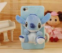 Fashion Plush dolls case for Iphone 5 5s, Ali doll smokie pol...