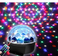 Wholesale New Control Digital LED Moving Head RGB Mini Laser Projector Light DMX Disco dj Led lights Stage Light