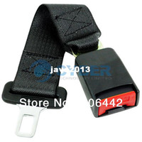 Wholesale New Arrival Auto Car Safety Seat Belt Seatbelt Extender Extension Longer Black