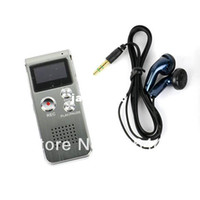 Wholesale Multifunctional Rechargeable G GB HR Digital Audio Voice Recorder Dictaphone MP3 Player