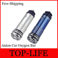 Wholesale Car oxygen bar anion car oxygen bar oxygen bar car oxygen bar car air freshener