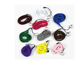 Wholesale Electronics Cigarette Ego Lanyard Pouch Necklace String Neck Chain Lanyard For ego ego t ego k ego c ego F ego twist ego t ce4 Great Quality