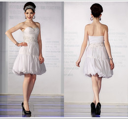 Wholesale 2014 New Arrival Sexy Sweetheart Beaded Taffeta Short Mini Length Prom Dresses Party Dresses Homecoming Dresses
