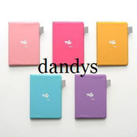 Bathing airplane travel - candy airplane travel passport cover dandys