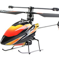 Electric 2 Channel 1:4 HOT -WL V911 4CH 2.4GHz Mini RC Helicopter Gyro only Helicopter NO REMOTE CONTROL