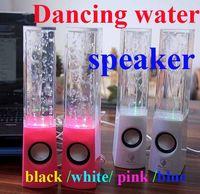 Cheap 2.1 dancing water speaker Best Universal Computer dance speaker