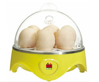 Wholesale yellow Super cute Mini Chicken Eggs hatching machine Mini Incubator CE Approved