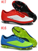 Wholesale 5Pairs per Venoms Men Soccer Shoes Football Cleats Outdoor Venom Footwear Ball Team Sports Shoe Disscount Sport Boots Cheap Mix Orders