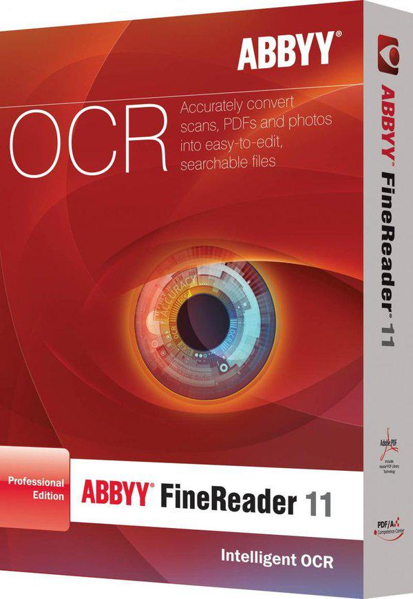 ABBYY FineReader 11 Enterprise Multi Languages Validity Assured ...