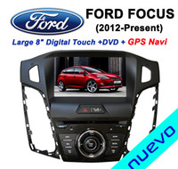 Wholesale Special Large quot New Ford Focus Car DVD Player with GPS Bluetooth ATV Radio iPod