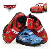 Wholesale Cars Boy shoes Boys leisure shoes Boy sport shoes Children kids Casual shoes Boys Athletic Shoes KTJ X0051