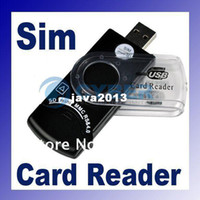 active micro sim - USB All In One SIM Card Reader amp MICRO SD MMC Rotary shaped