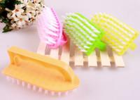 Toilet bath laundry - Cleaning Brush Bath Washbasin Shoe Scrubbing Brushes Laundry Tools cm