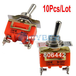 Wholesale New Pin ON OFF Toggle Switch A V TK0261