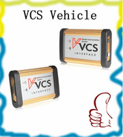 Wholesale Latest Software Bluetooth VCS Vehicle Communication Scanner Interface Comprehensive Car Diagnostic Tool