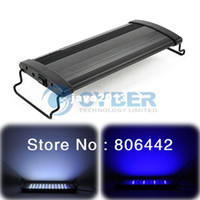 Wholesale Black quot LED Fish Tank Aquarium Light Lamp TK0536