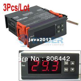 Wholesale Cheapest Digital LCD Thermostat Temperature Regulator Controller TK0474