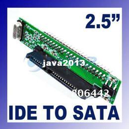 Wholesale quot HDD pin Drive Male ATA IDE to SATA Mini Adapter Converter