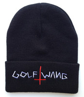 golf wang hat - new arrival golf wang Black Beanie winter golf wang Hats Fall crooks Black Beanie Fashion Adult Beanie