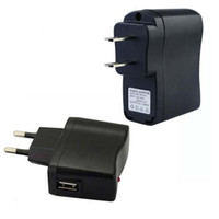 Cheap Electronic Cigarette adapter Best Charger Black wall adapter