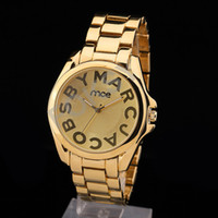 Wholesale New Quartz Watch Luxury Lady Dress Steel Fashion Wrist Watches