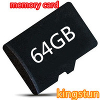 Wholesale GB Class Memory SD Card TF Memory Card with Free Retail Blister Package DHL EMS