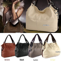 Shoulder Bags Women Plain 2013 Lady Faux Leather Restore Big Bag Women's Cowhide Handbag Bag Tote Shoulder