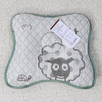 Wholesale Angel Baby cane bamboo fiber baby cool pillow newborn baby pillow shape pillow memory pillow anti migraine