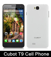 WCDMA Thai Android CUBOT T9 MTK6589T 1.5Ghz 18.0MP 5 Inch Quad Core 1G RAM 16G ROM FHD OGS Screen Gyroscope Sensor Smart Phone Android 4.2 3G GPS Bluetooth