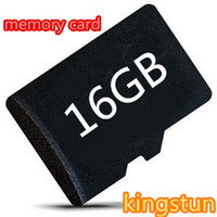Wholesale GB micro Memory Card Class Microsd SD HC Genuine GB TF T Flash cards rs