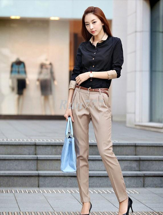 Casual Dress Pants For Women Women s Casual Pants Suit