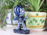 resin material - 13cm League of Legends Resin Emo Amumu pvc Model Doll toy Material made High quality Resin