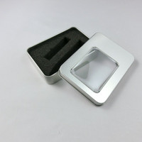 Wholesale new arrival Metal Case Aluminium Gift box for eGo CE4 CE5 CE6 Series E Cigarette Suit for mAh Battery