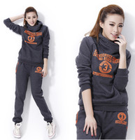 Cheap Long Sleeve Women Tracksuits Best S-XXL Cotton NEW Tracksuits