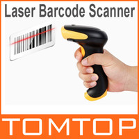 Barcode Scanner A4 1600dpi 2.4G Wireless Cordless Laser Barcode Scanner Bar Code Reader USB Automatic Handheld Barcode Scanner High Speed C1781
