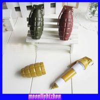 Wholesale Grenades retractable ballpoint pen CF Cross Fire Weapon pen