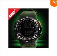 Wholesale New Men Military Watches Man Multifunction Army Wristwatch Student Watch Brand M Water Resistant Chronograph
