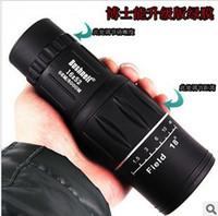 Binoculars Backpacking Under 2 Pounds The telescope Double focus monocular telescope At high magnification hd LLL night vision 16X52