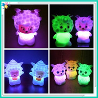 2014 Happy sheep 7 Colors Changing LED small night light for...