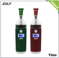Electronic Cigarette Set Series vino 2013 New Arrival Vino e cig puff counter hookah vaporizer pen e cigarette, bottle ecig,vino e cig,hookah cig