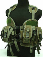 Wholesale US Navy Seal CQB LBV Modular Assault Vest Black Coyote Brown OD Camo Woodland