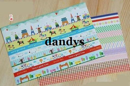 Wholesale Children s stationery A30 Hot line Sticker sheets per setdandys