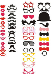Wholesale Hot selling Different Styles photo booth props FUN PARTY WEDDING VINTAGE