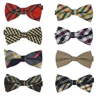 Bow Tie 53cm 45cm 10 Pcs lot + High quality Men's Cotton geometric Design Bow ties Men Vintage Wedding party pre-tie Bow tie