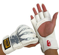 ufc gloves - Promotion mma Gloves muay thai Gloves wrestling boxing glove ufc type open palm gloves Sanda punching sandbag fist protection