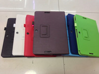 Wholesale New leechee Folding Leather stand Cover For Asus MeMo Pad ME102A