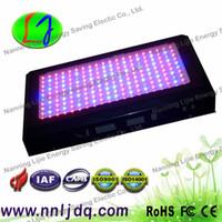 LED No 90-265V High power led panel led grow light 600Watt 200*3W,10 spectrum UV LED grow light Led hydro lighting